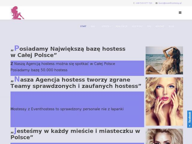 HostessyEvent • Agencja hostess z Katowic